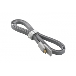 USB Cablu My-Trim Micro USB Gri