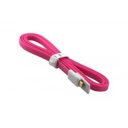 USB Cablu My-Trim Micro USB Roz
