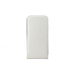 Toc Hard Flip iPHONE 4/4S Alb