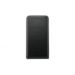 Toc Hard Flip HTC One M7 Negru