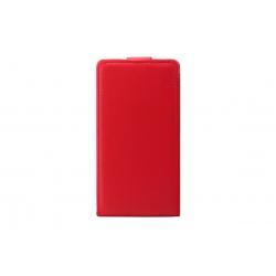 Toc Hard Flip Nokia 520/525 Lumia Rosu
