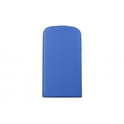 Toc Hard Flip Samsung Galaxy S4 Mini i9190 Albastru