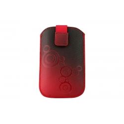 Toc Lux Nokia E52/X1-00/100 Rosu