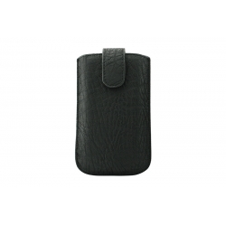 Toc Rustic iPHONE 4/Samsung Ace Negru