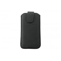 Toc Rustic Nokia E52/X1-00/100 Negru