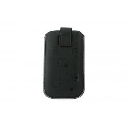 Toc Slim iPHONE 4/Samsung Ace Negru