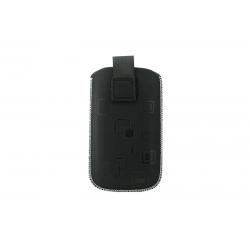 Toc Slim Nokia 1680CL/1110 Negru