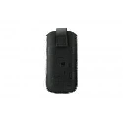 Toc Slim Nokia 6300/2630 Negru