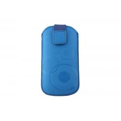 Toc Slim Nokia E52/X1-00/100 Albastru