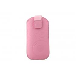 Toc Slim Nokia E52/X1-00/100 Roz
