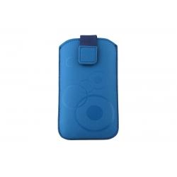 Toc Slim Samsung Galaxy S2/S Albastru