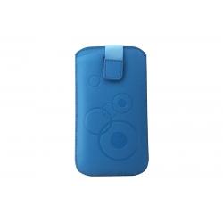 Toc Slim Samsung Galaxy S5 Albastru