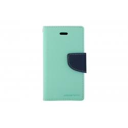 Toc My-Fancy iPHONE 5/5S Mint/Albastru