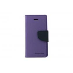 Toc My-Fancy iPHONE 5/5S Violet/Albastru