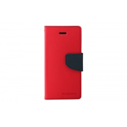 Toc My-Fancy iPHONE 6/6S Rosu/Albastru