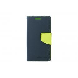 Toc My-Fancy LG G2 Mini D620 Albastru/Lime