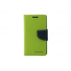 Toc My-Fancy Samsung Galaxy S2 I9100 Lime/Albastru