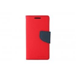 Toc My-Fancy Samsung Galaxy S4 Mini I9190 Rosu/Albastru