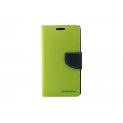 Toc My-Fancy Samsung Galaxy S5 G900 Lime/Albastru