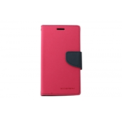 Toc My-Fancy Samsung Galaxy S6 Edge G925 Roz/Albastru