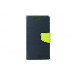 Toc My-Fancy Samsung Galaxy J5 J500 Albastru/Lime