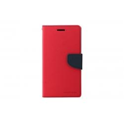 Toc My-Fancy Samsung Galaxy Note4 N910 Rosu/Albastru