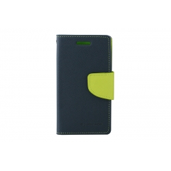 Toc My-Fancy Samsung Galaxy S Duos/Trend Albastru/Lime
