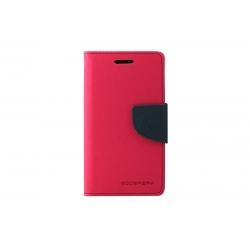 Toc My-Fancy Samsung Galaxy S Duos/Trend Roz/Albastru