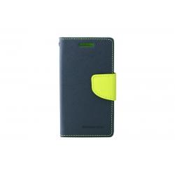 Toc My-Fancy Samsung Galaxy Trend Lite2/Ace NXT Albastru/Lime