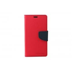 Toc My-Fancy Sony Xperia E3 Rosu/Albastru