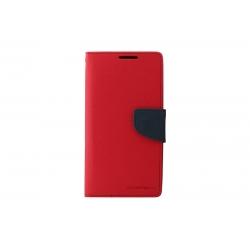 Toc My-Fancy Sony Xperia Z2 Rosu/Albastru