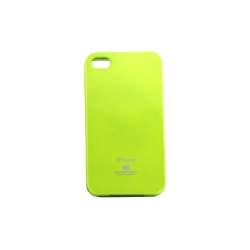 Husa My-Jelly iPHONE 4/4S Lime