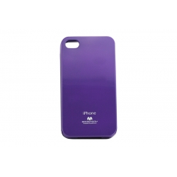 Husa My-Jelly iPHONE 4/4S Violet