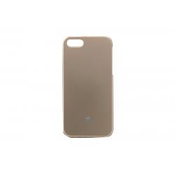 Husa My-Jelly iPHONE 5/5S Auriu