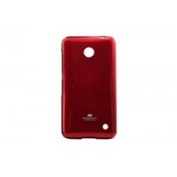 Husa My-Jelly Nokia 630/635 Lumia Rosu