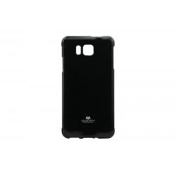 Husa My-Jelly Samsung Galaxy Alpha G850 Negru