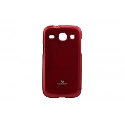 Husa My-Jelly Samsung Galaxy Core I8260 Rosu