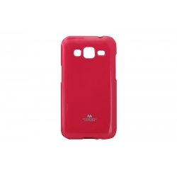 Husa My-Jelly Samsung Galaxy Core Prime G360 Roz