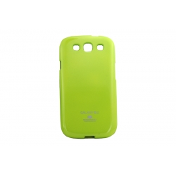 Husa My-Jelly Samsung Galaxy S3 I9300 Lime