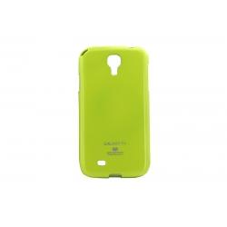 Husa My-Jelly Samsung Galaxy S4 I9500 Lime