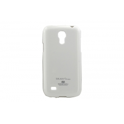 Husa My-Jelly Samsung Galaxy S4 Mini I9190 Alb