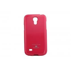 Husa My-Jelly Samsung Galaxy S4 Mini I9190 Roz
