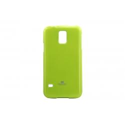 Husa My-Jelly Samsung Galaxy S5 G900 Lime