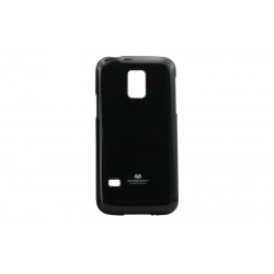 Husa My-Jelly Samsung Galaxy S5 Mini G800 Negru