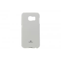 Husa My-Jelly Samsung Galaxy S6 Edge G925 Alb