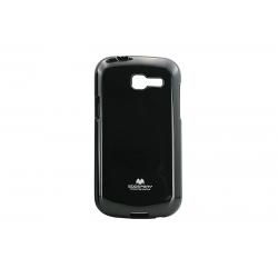 Husa My-Jelly Samsung Galaxy Trend Lite S7390 Negru