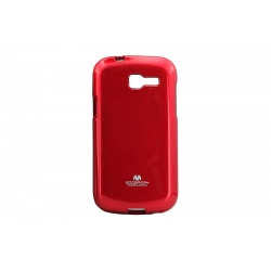 Husa My-Jelly Samsung Galaxy Trend Lite S7390 Rosu