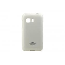 Husa My-Jelly Samsung Galaxy Young2 G130 Alb