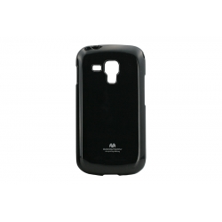 Husa My-Jelly Samsung Galaxy S Duos/Trend Negru