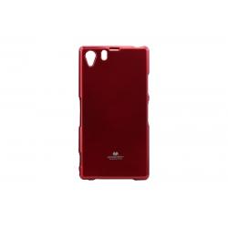 Husa My-Jelly Sony Xperia Z1 Rosu
